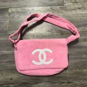 Chanel Precision VIP Fur Messenger Bag
